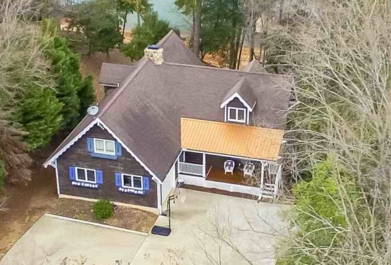 lake hartwell waterfront homes for sale