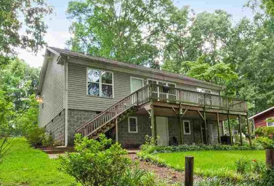 lake hartwell home for sale