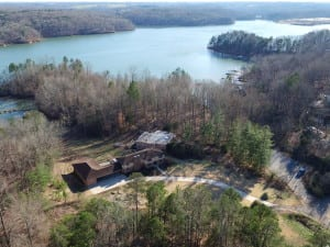 lake hartwell waterfront property in fair play