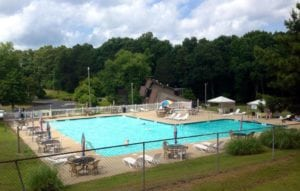 Stone Creek Cove Swimming Pool