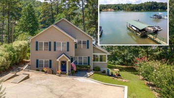 208 Lake Hills Drive, Townville, SC 29689, 5 Bedrooms Bedrooms, ,3 BathroomsBathrooms,Residential,For Sale,Lake Hills,20230271